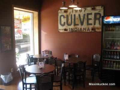 Click For Culver Indiana Forecast 1