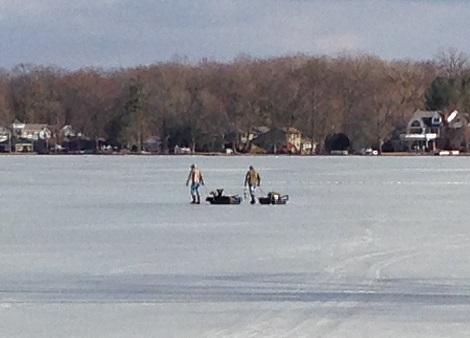 Your resource for lake maxinkuckee and for Ice fishing indiana